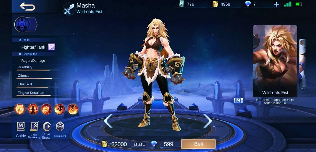 HERO MASHA
