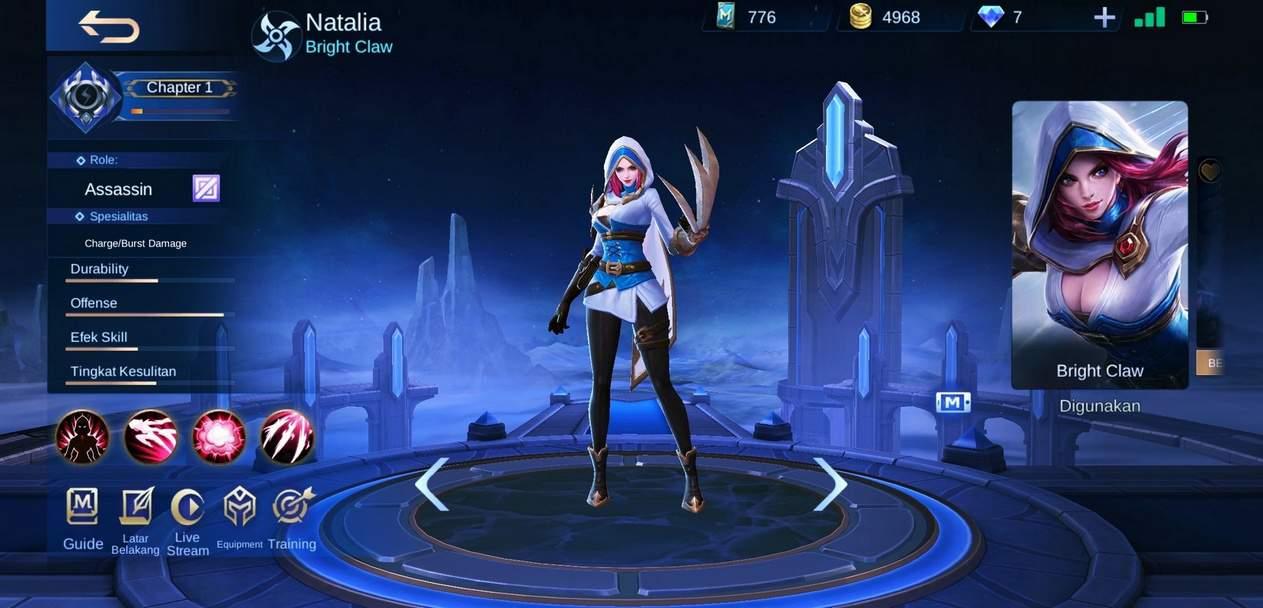 HERO NATALIA