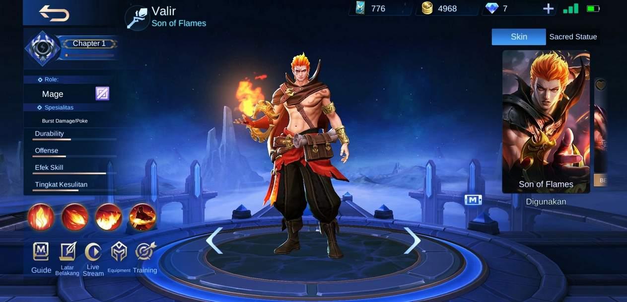 HERO VALIR
