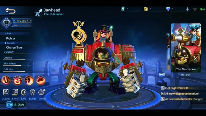 Jawhead The Nutcracker Special