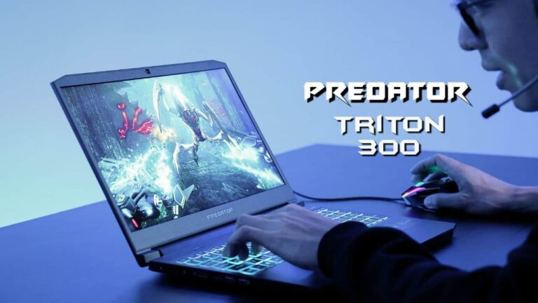 Review Acer Predator Triton 300: Laptop Gaming 14 Jutaan Dengan GeForce GTX 1650
