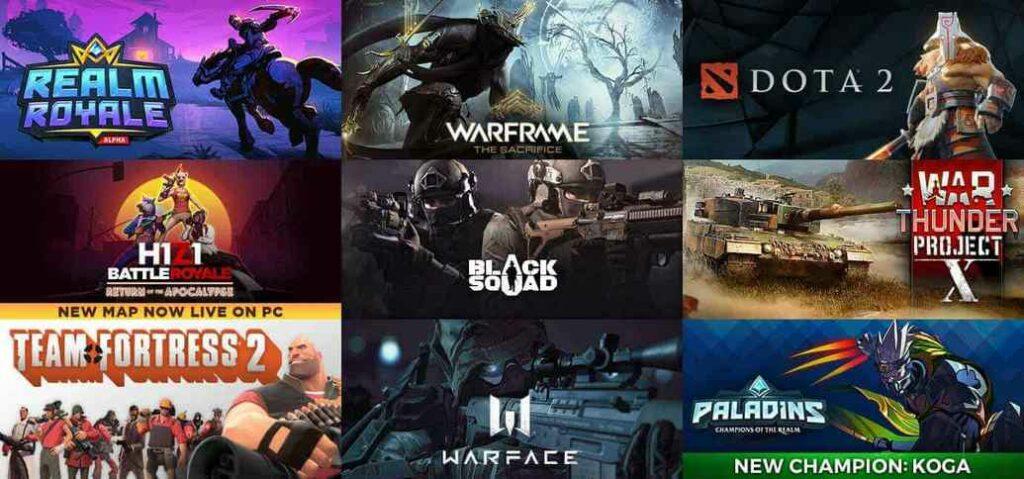 Game PC Ringan Gratis di Steam
