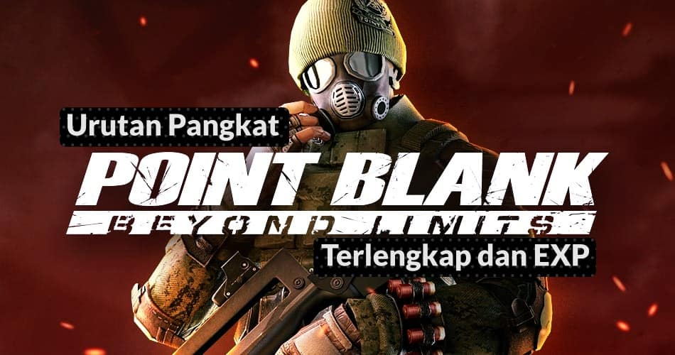 Daftar EXP Point Blank Zepetto Terlengkap