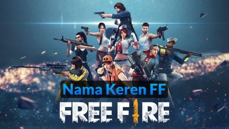 1500+ Nama Keren FF (Free Fire) Terbaru 2020!