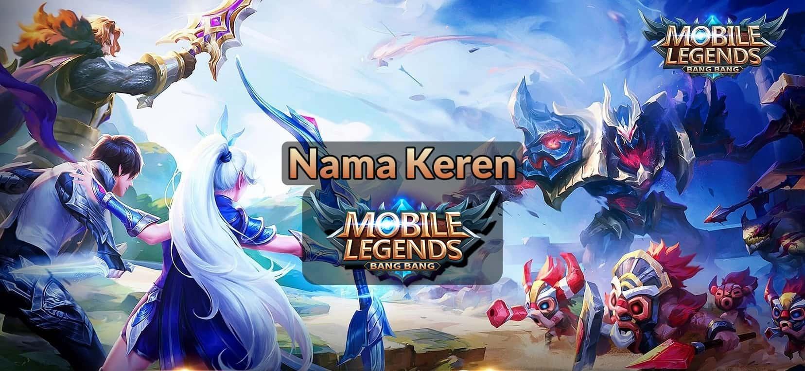 1500 Nama Keren Mobile Legends Terbaru 2021 Vazgaming Com