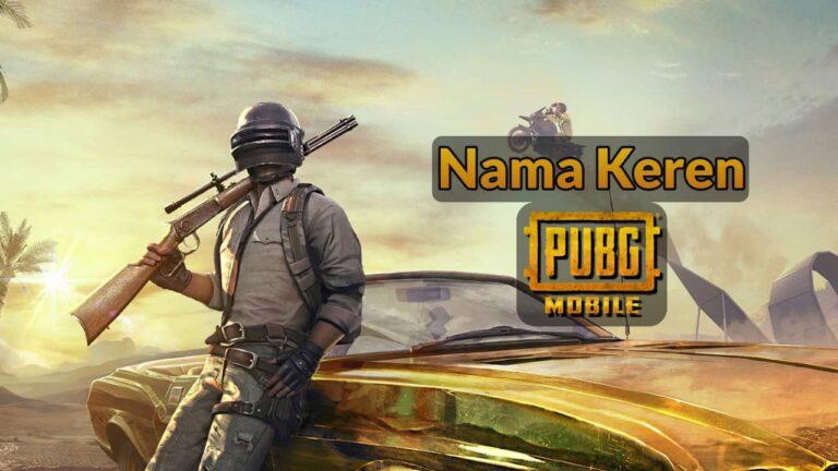 1700+ Nama Keren PUBG Mobile Terbaru 2020!