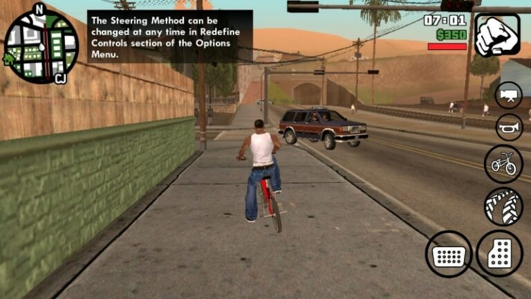 Cara Cheat GTA San Andreas Android & iOS Lengkap Bahasa Indonesia