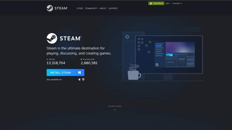 Cara Download Install Steam Terbaru