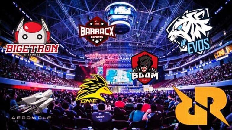 10+ Situs Pembuat Logo eSports Terbaik yang Sangat Keren
