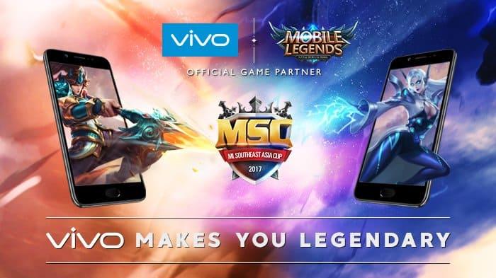 Vivo Mobile Legends