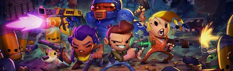 game gratis epic games enter the gungeon