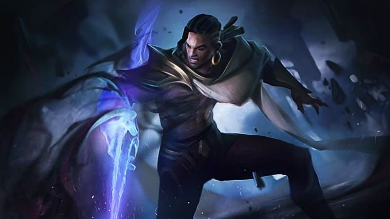Brody Wallapper Mobile Legends