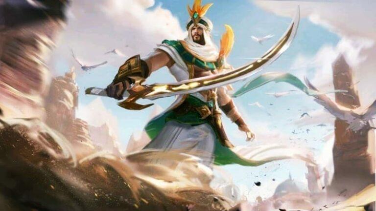 Build Item Tersakit Hero Khaleed di Mobile Legends
