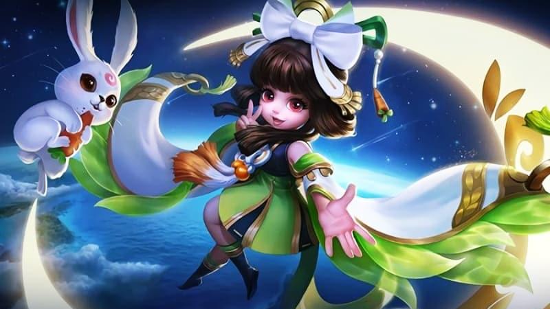 Chang e Mobile Legends Wallpaper