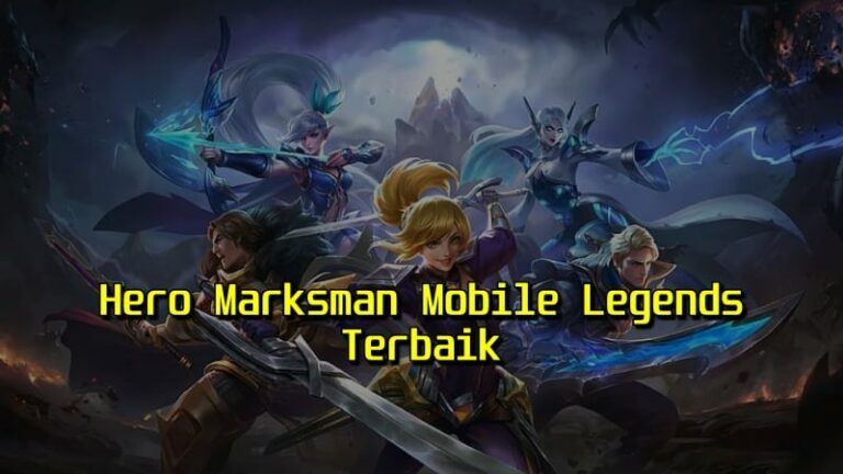 Hero Marksman Mobile Legends Terbaik