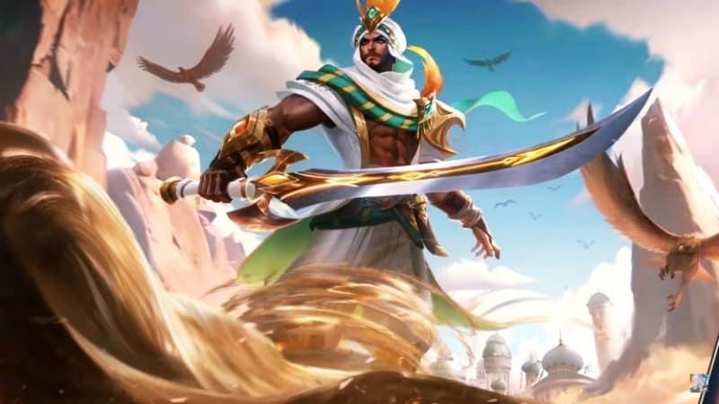 Khaleed Mobile Legends Wallpaper