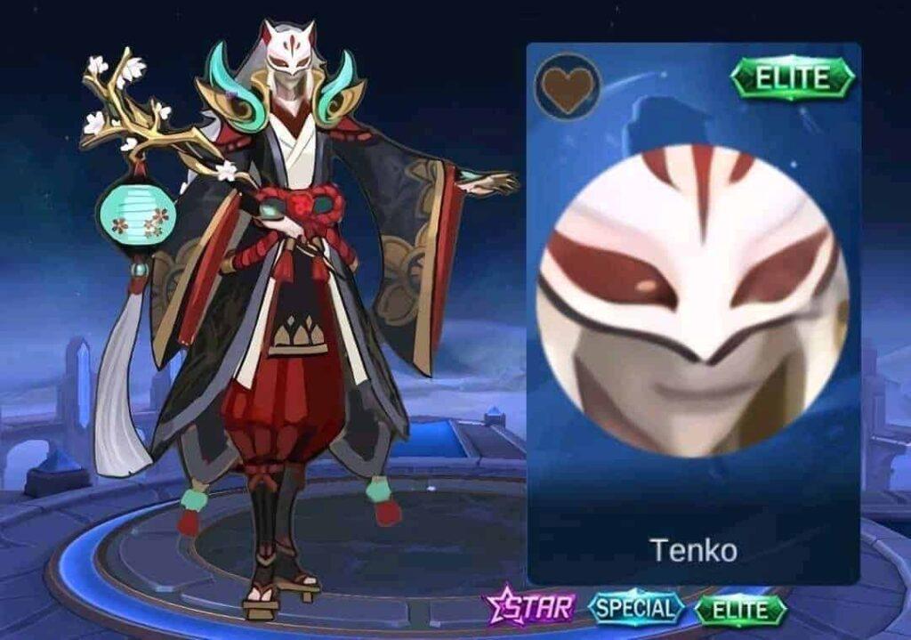 Luo Yi Tenko