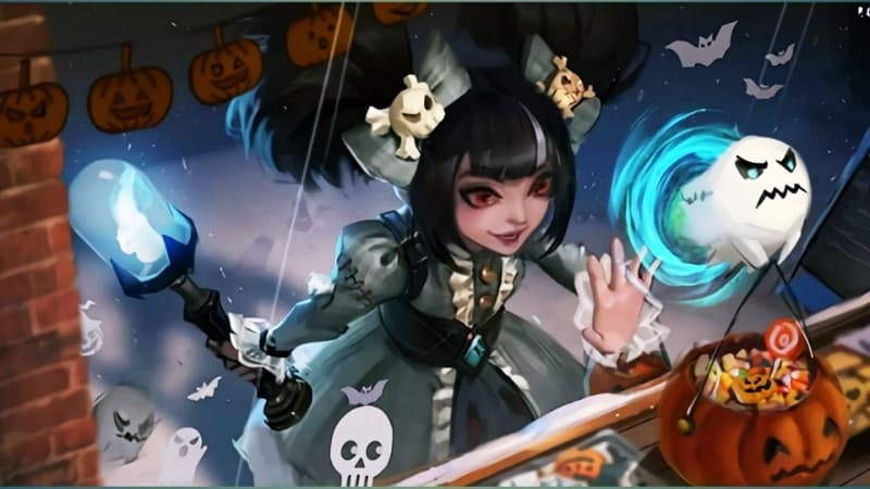 Lylia Haunted Doll